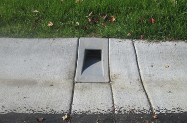 Long lasting curb drain benefits!